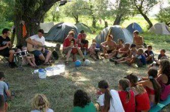 Детский и молодежный туризм